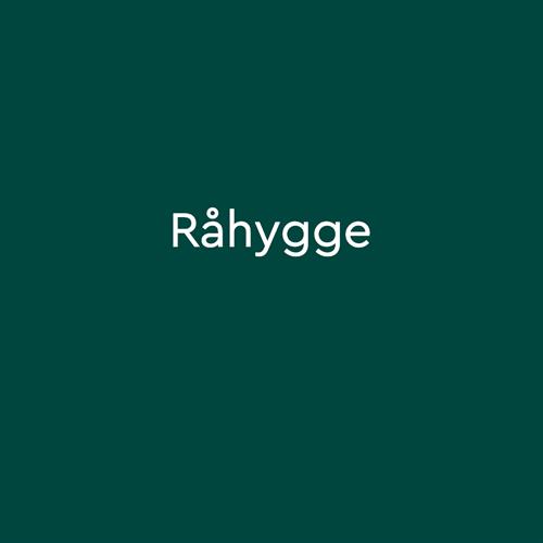 RÅHYGGE