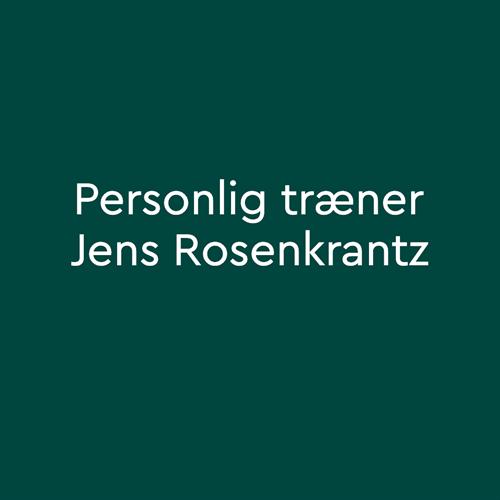 Personlig Træner - Jens Rosenkrantz