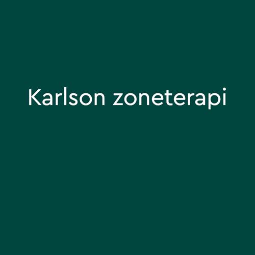 Karlson Zoneterapi