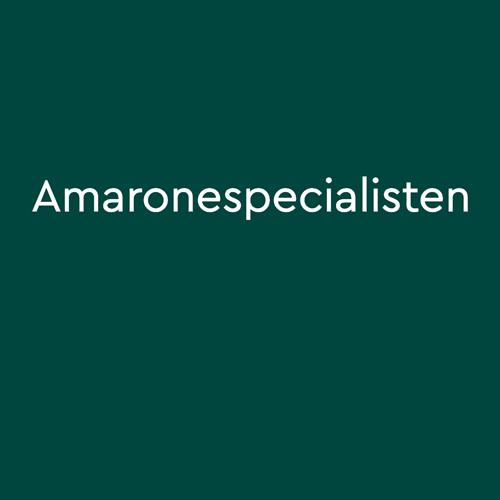 Amaronespecialisten