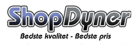 Shopdyner.dk