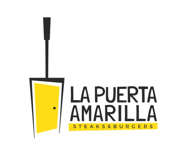 LA PUERTA AMARILLA Steaks & Burgers