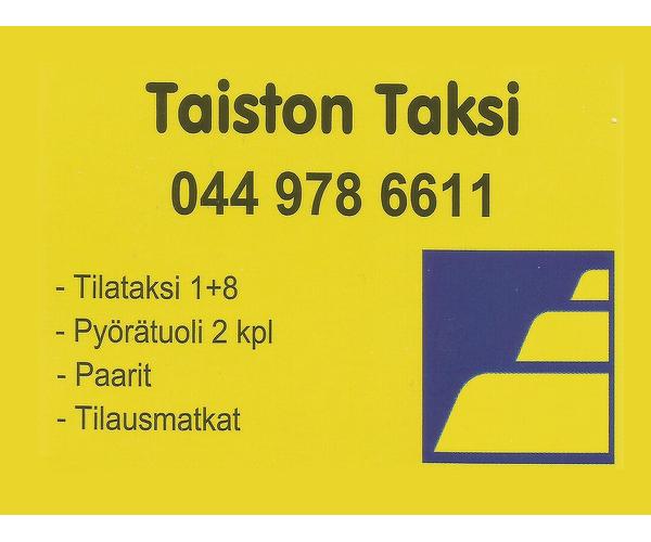 Taiston Taksi