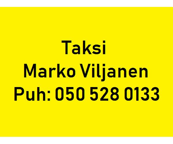Taksi Marko Viljanen
