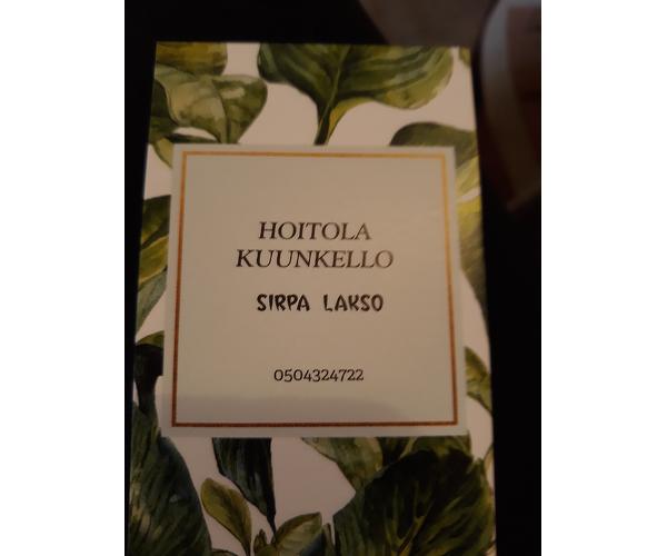 Hoitola Kuunkello
