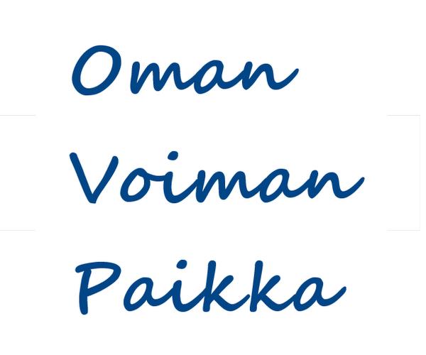 Oman Voiman Paikka