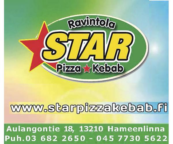 Ravintola Aulangonstar Pizza-Kebab