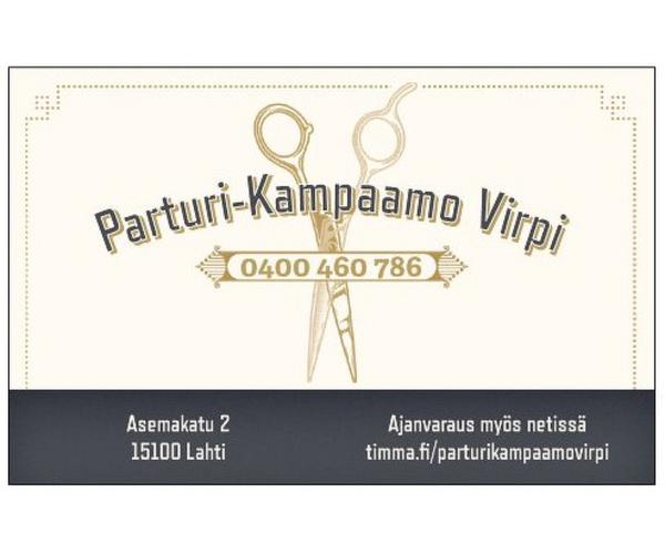 parturi-kampaamo Virpi