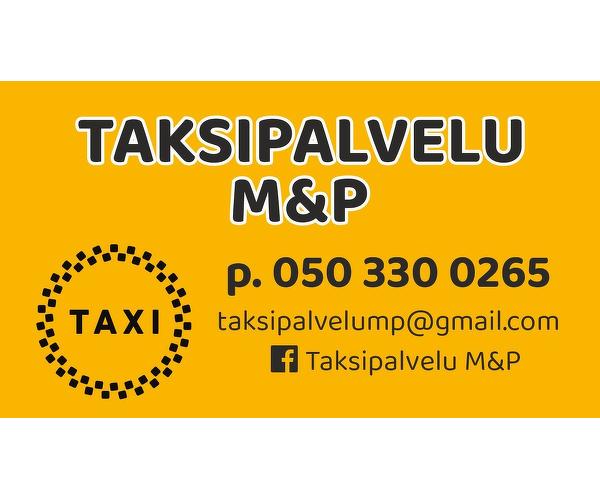 Taksipalvelu M&P
