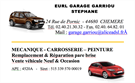 Garage Garriou