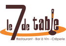 Le 7 de Table