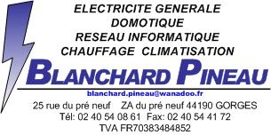 Electricité Blanchard Pineau