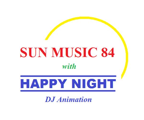 Sun Music 84 Animation Disc-Jockey