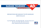 Bruno Fournier Sarl - Garage Toutes Options, AD Expert