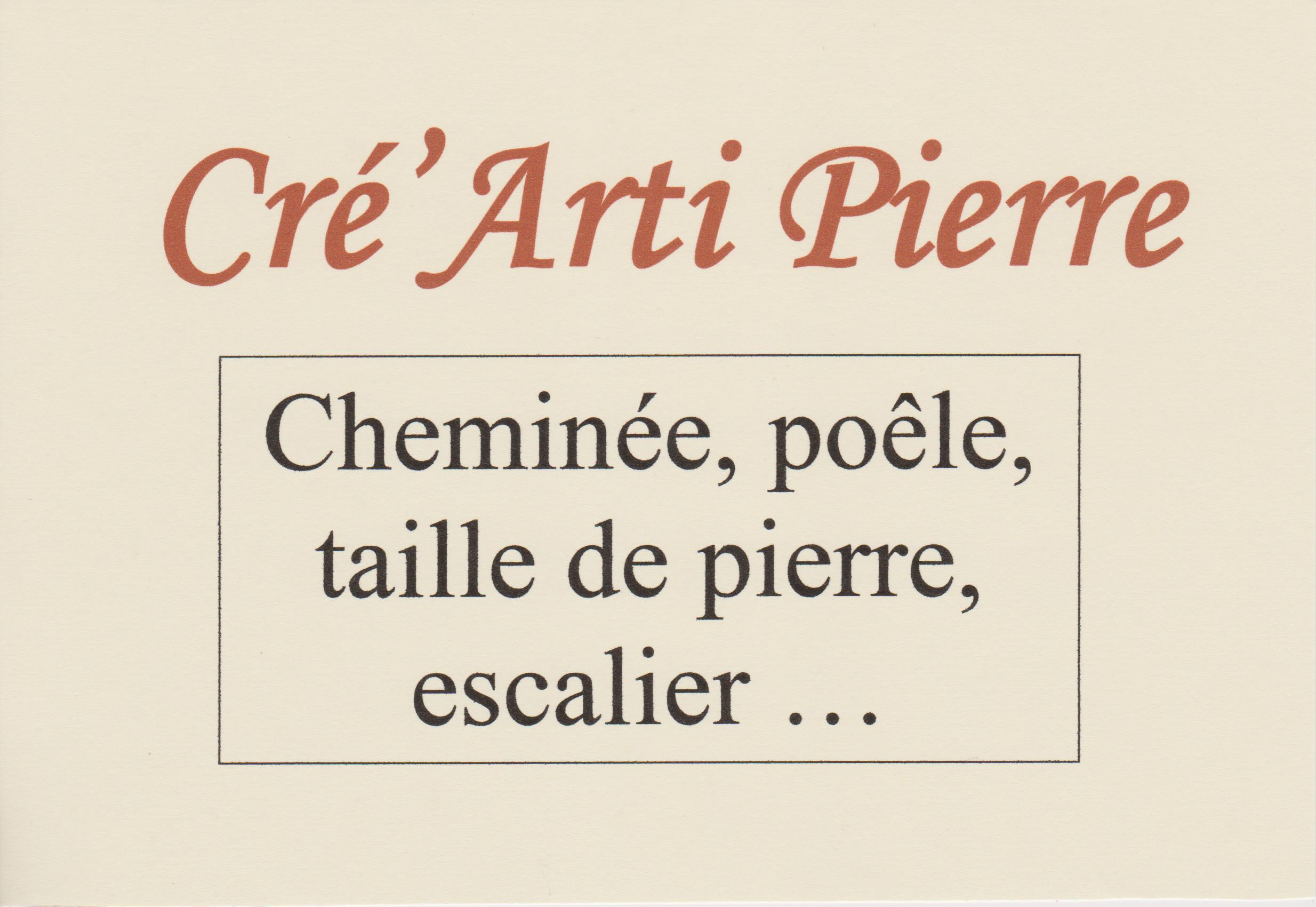 Cre'Arti Pierre
