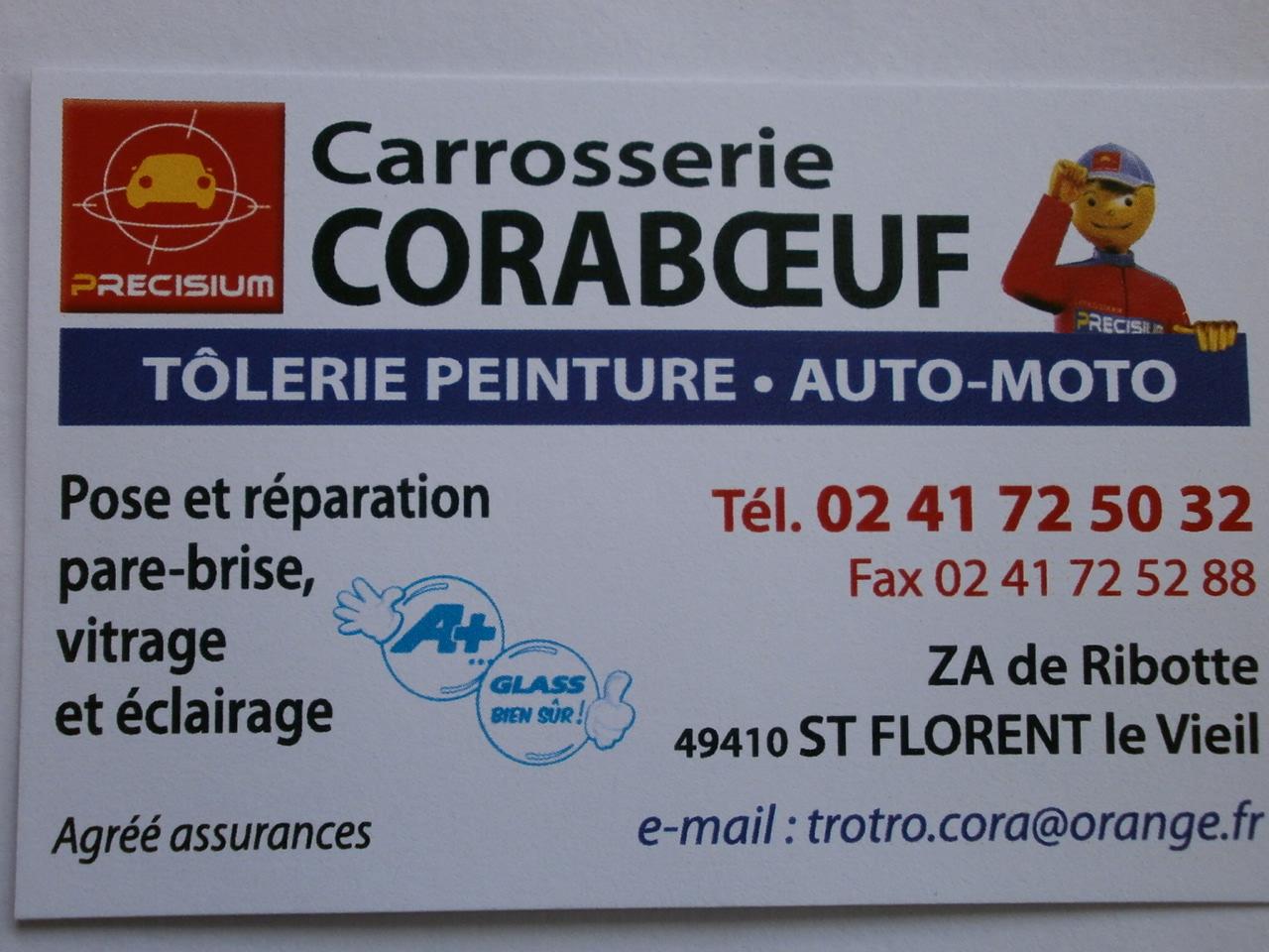 Carrosserie Coraboeuf