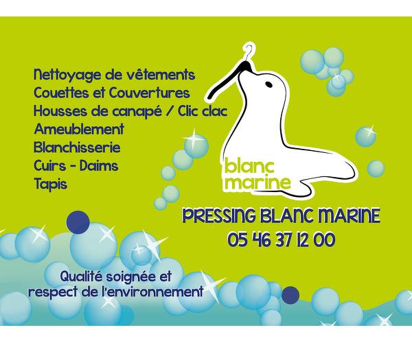 Pressing Blanc Marine