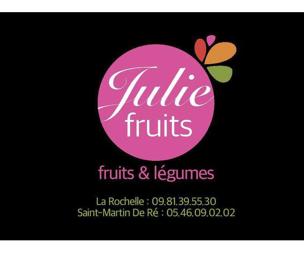 JULIE FRUITS