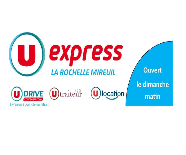 U EXPRESS - La Rochelle Mireul