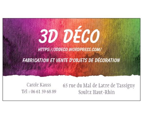 3D Déco