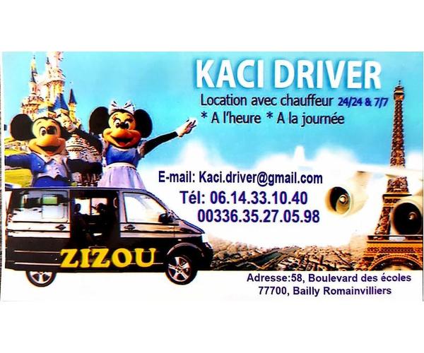KACI DRIVER
