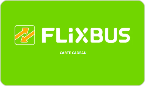 Flixbus Boutique en ligne
