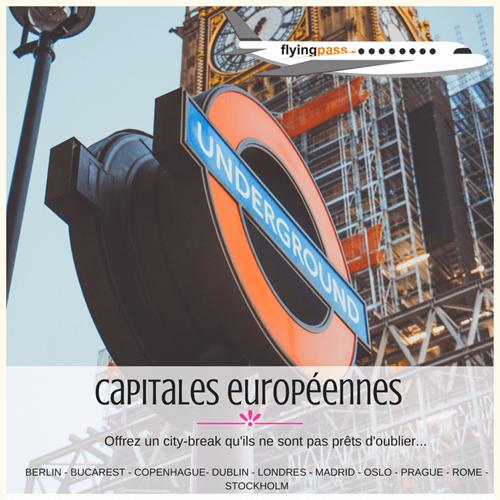 Flyingpass - eCoffrets Avion
