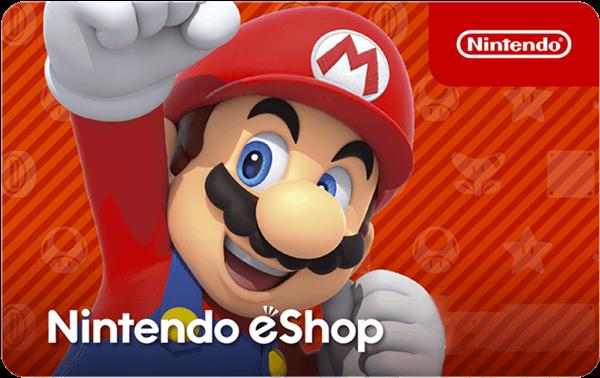 Nintendo Boutique en ligne