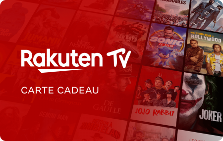 Rakuten TV Boutique en ligne