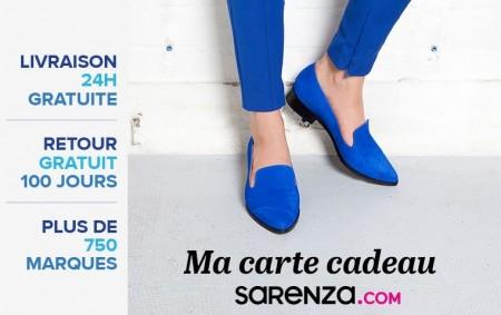 Sarenza Boutique en ligne