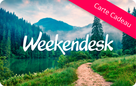 Weekendesk Boutique en ligne