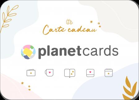 Planet Cards Boutique en ligne