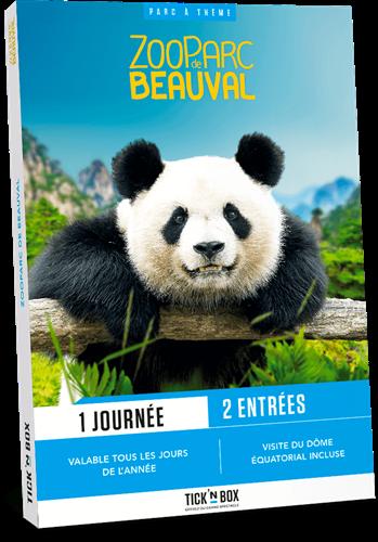 Tick'nBox - eBox Parc de Beauval