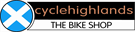 Cycle Highlands, Bicycle Shop