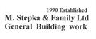 M.Stepka & General Building LTD