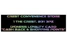 Crest Convenience Store Ltd