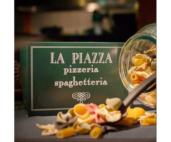 La Piazza Pizzeria - Spaghetteria