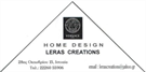 HOME DESIGN LERAS CREATIONS