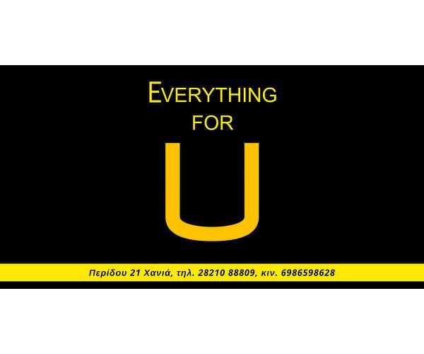 Everything for You Emporio Endimaton