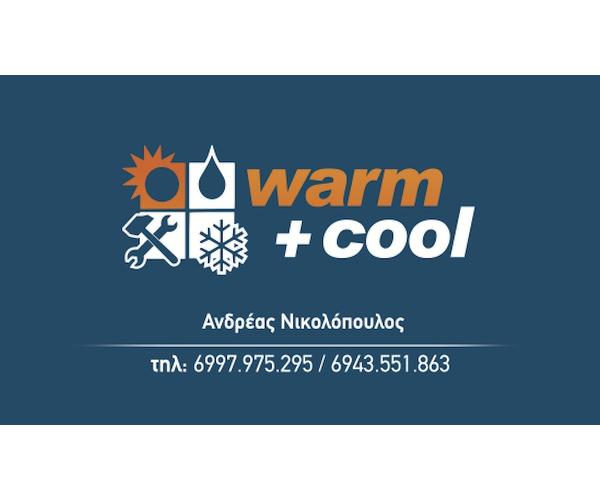 ΝΙΚΟΛΟΠΟΥΛΟΣ ΑΝΔΡΕΑΣ-    Warm and cool, Επισκευές-συντήρηση ψυκτικών κ κλιματιστικών συσκευών
