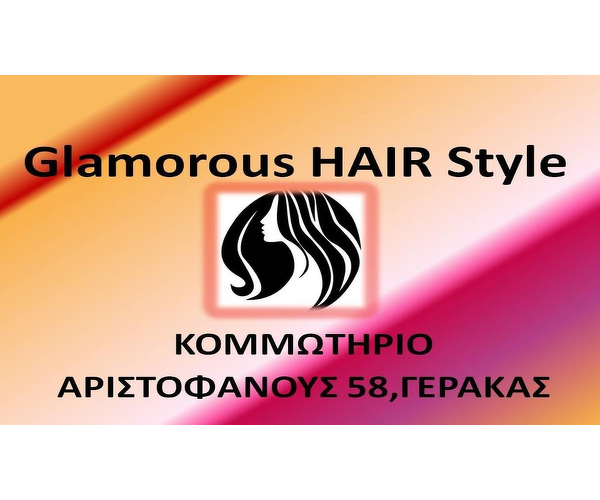 Glamourous Hair-Style
