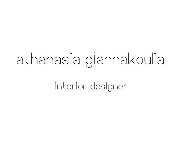Interior Design Giannakoulia