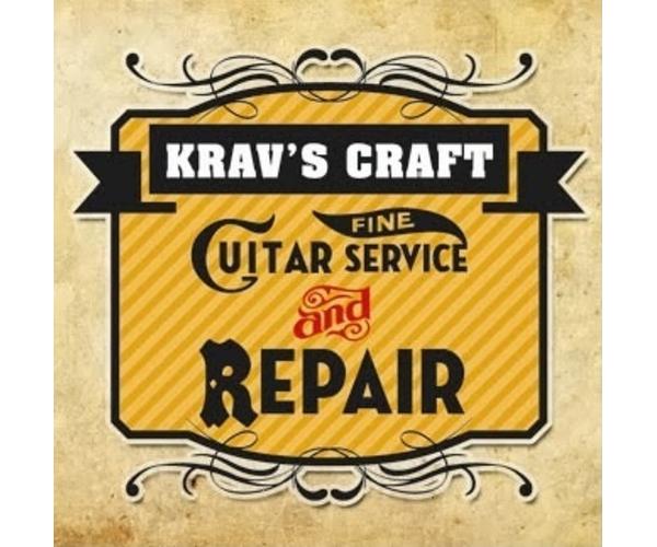 Krav's Craft - Συντήρηση Μουσικών Οργάνων