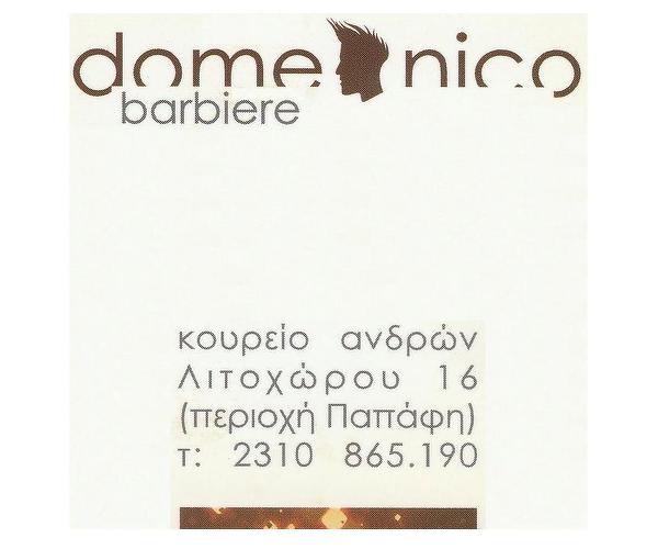Domenico Barbiere