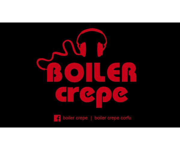 BOILER crepe