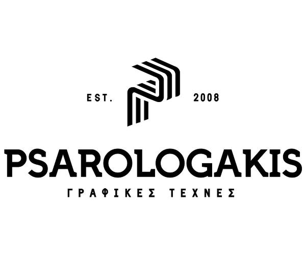PSAROLOGAKIS - ΓΡΑΦΙΚΕΣ ΤΕΧΝΕΣ