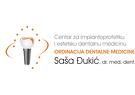 Ordinacija dentalne medicine Saša Đukić