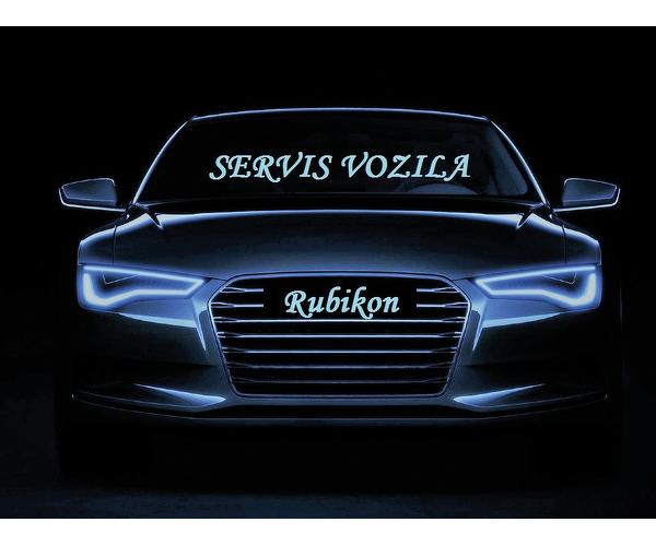SERVIS VOZILA RUBIKON