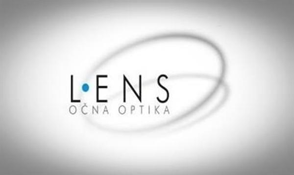 Očna Optika Lens
