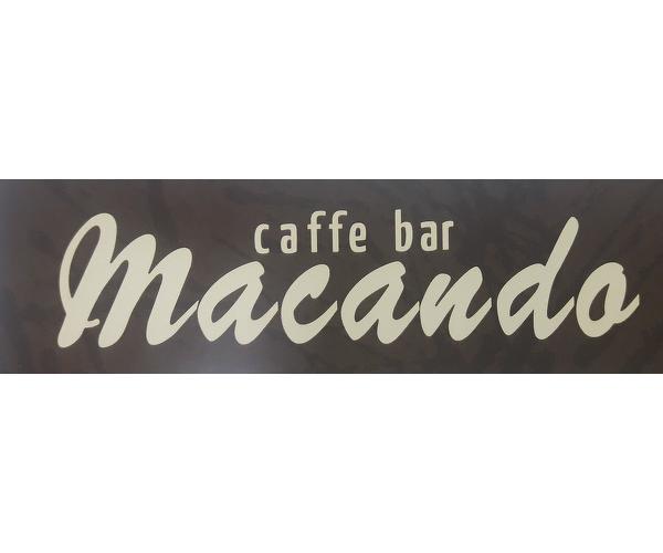 Caffe bar Macando